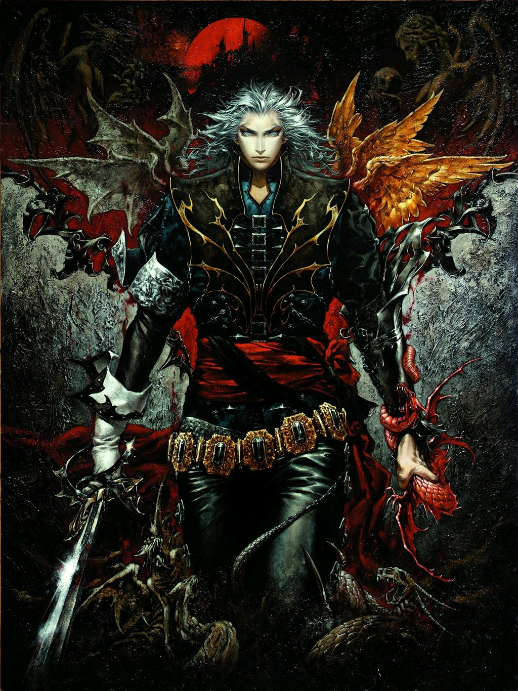 castlevania lords of shadow guide