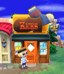 animal crossing new leaf store guide