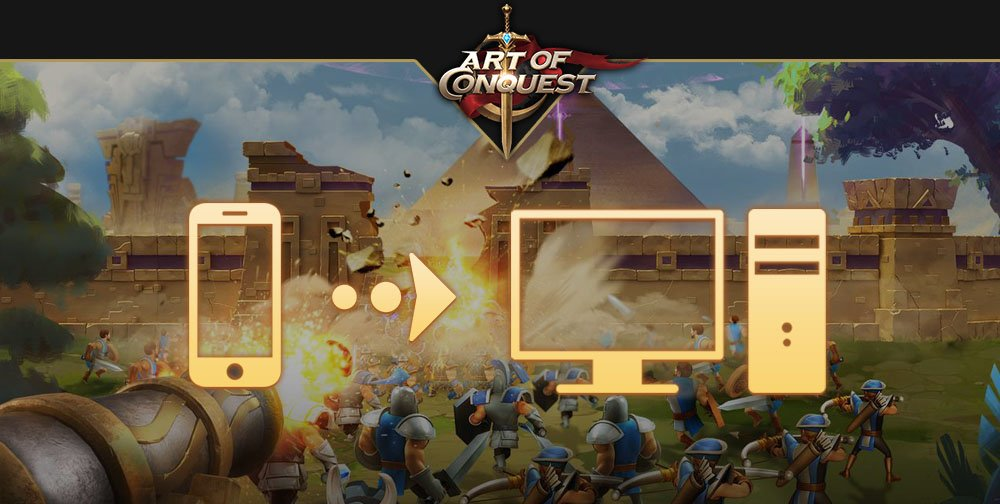 art of conquest guide race