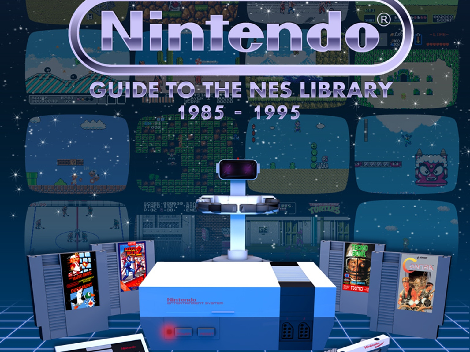 ultimate nintendo guide to the nes library review