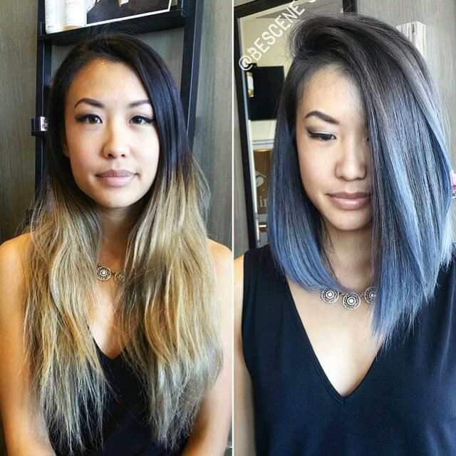 guide to the new lob haircut