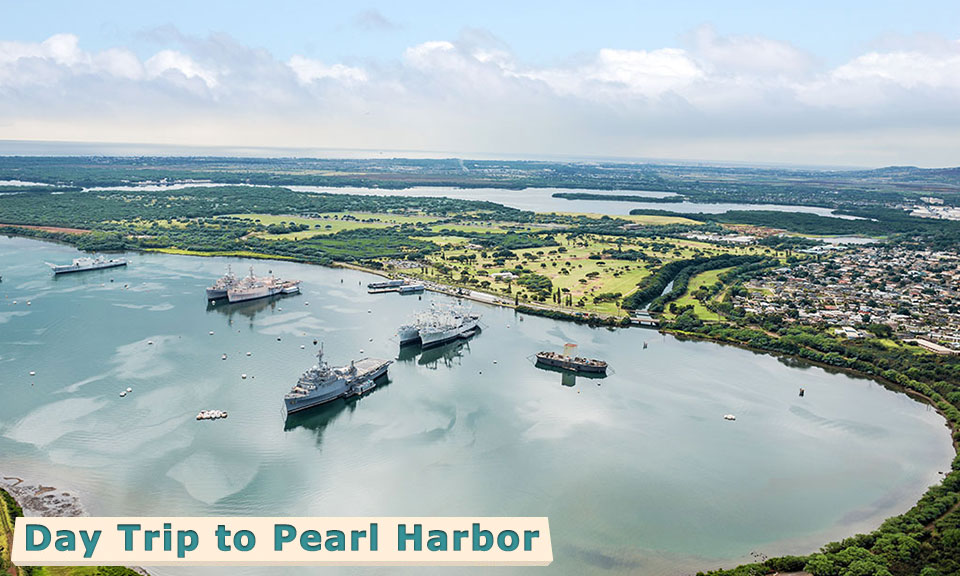 pearl harbor self guided tour