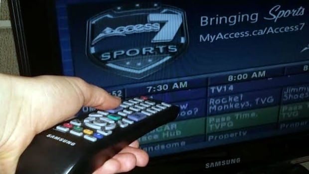 shaw cable tv guide thunder bay