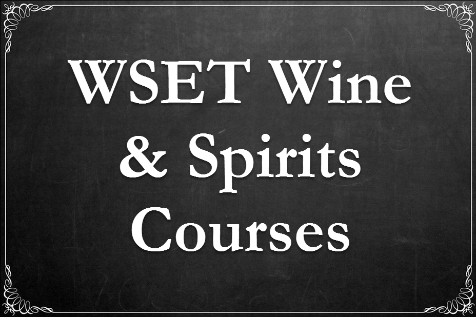 wset level 2 study guide